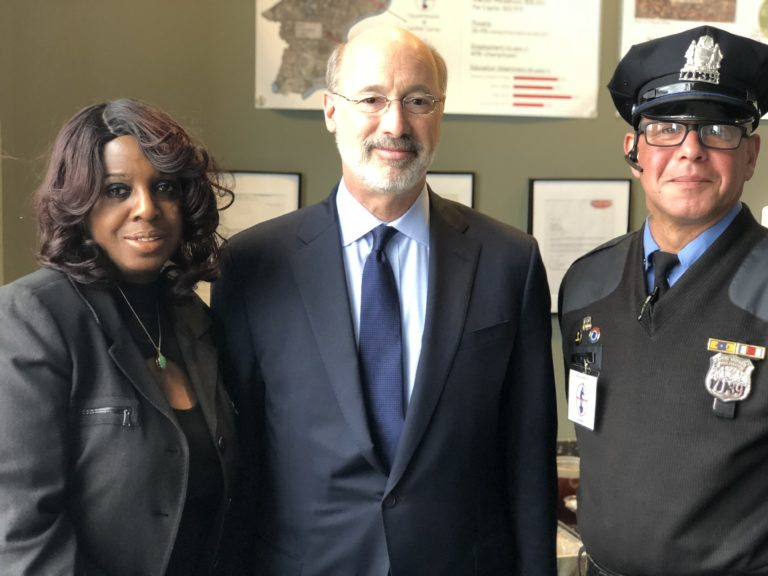 North 10 Welcomes Gov. Tom Wolf to the Lenfest Center